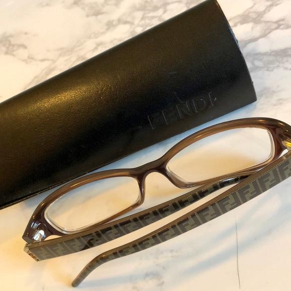 19ba5be7b03 Fendi Accessories - Authentic Fendi Eyeglasses 838R with leather case